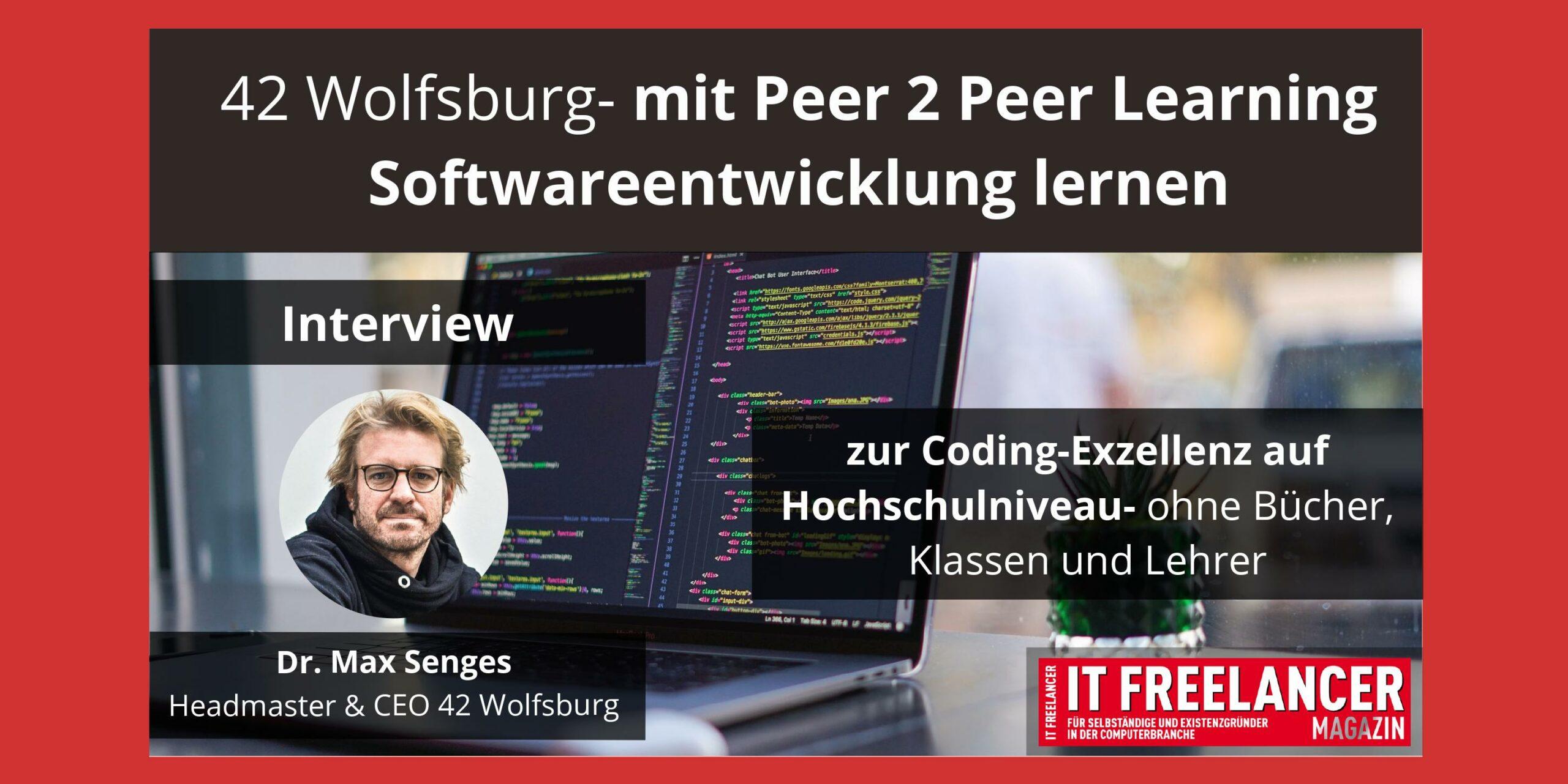 42 Wolfsburg- Interview mit Dr. Max Senges