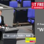 """""""Warum die SPD irrt!"""" – Interview mit Alexander Müller (MdB FDP) zum geplanten Altersvorsorgezwang von Selbständigen"""