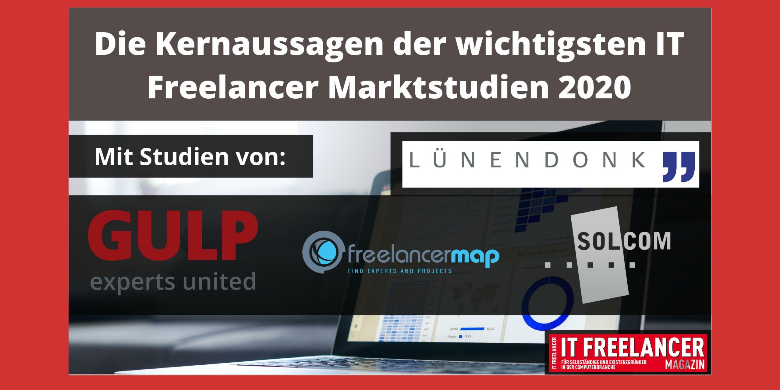 IT Freelancer Marktstudien 2020