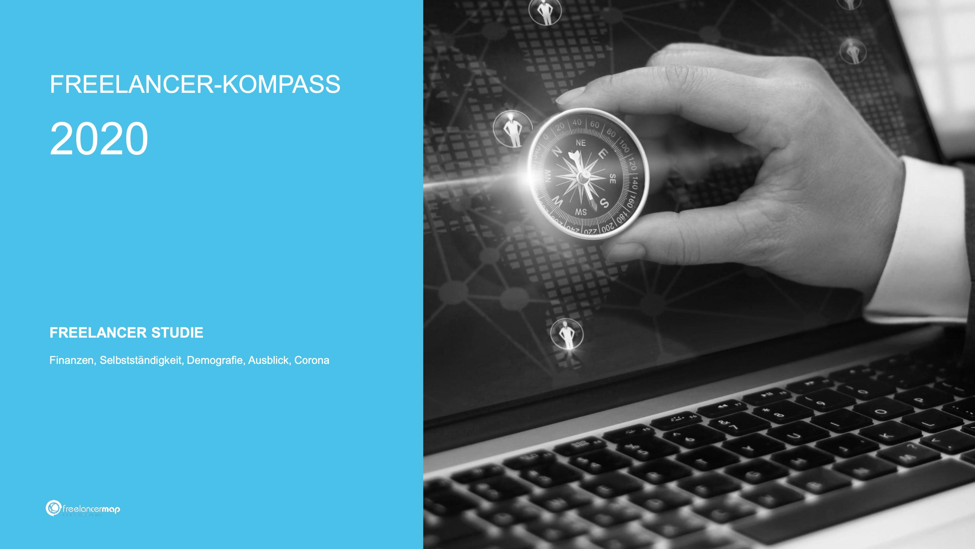 Freelancer Kompass 2020 Titelbild