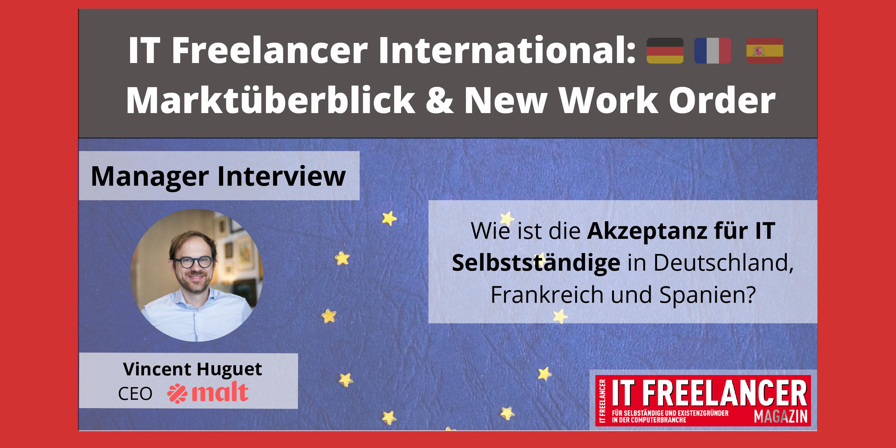 IT Freelancer International_ Marktüberblick & New Work Order