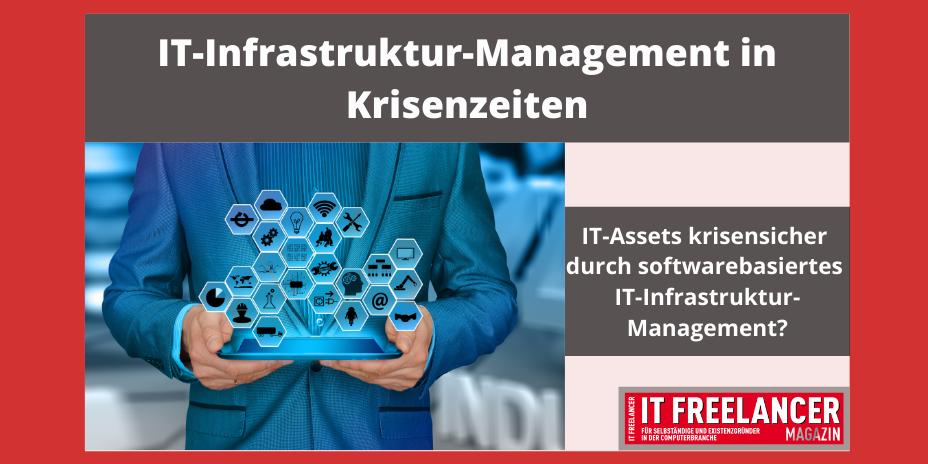 IT-Infrastrukturmanagement in Krisenzeiten