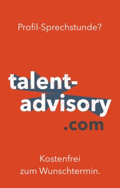 talent advisory banner