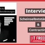 Manager Interview mit Matthias Ruff: Scheinselbstständigkeit & Contracting