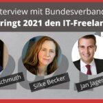 Interview mit Bundesverband: Was bringt 2021 den IT-Freelancern?