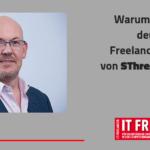 Warum sollte ein deutscher IT Freelancer Aktien von SThree kaufen, Mr. Smith (CFO SThree plc)?