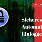 ToolTipp: KeePass – Sicheres automatisches Einloggen