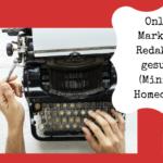 Online Redakteur/Online Marketer gesucht