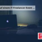 Events für IT-Freelancer - Save the date!