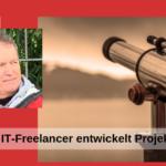 IT-Freelancer entwickelt App zur Projekt-Suche