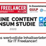 Das wertvollste Inhaltserlebnis für IT Freelancer- Insights für Ihre Content Planung