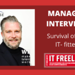 Manager-Interview zur Corona Situation: Survival of the IT- fittest