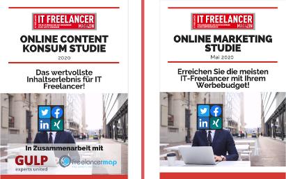 Studien IT Freelancer Magazin