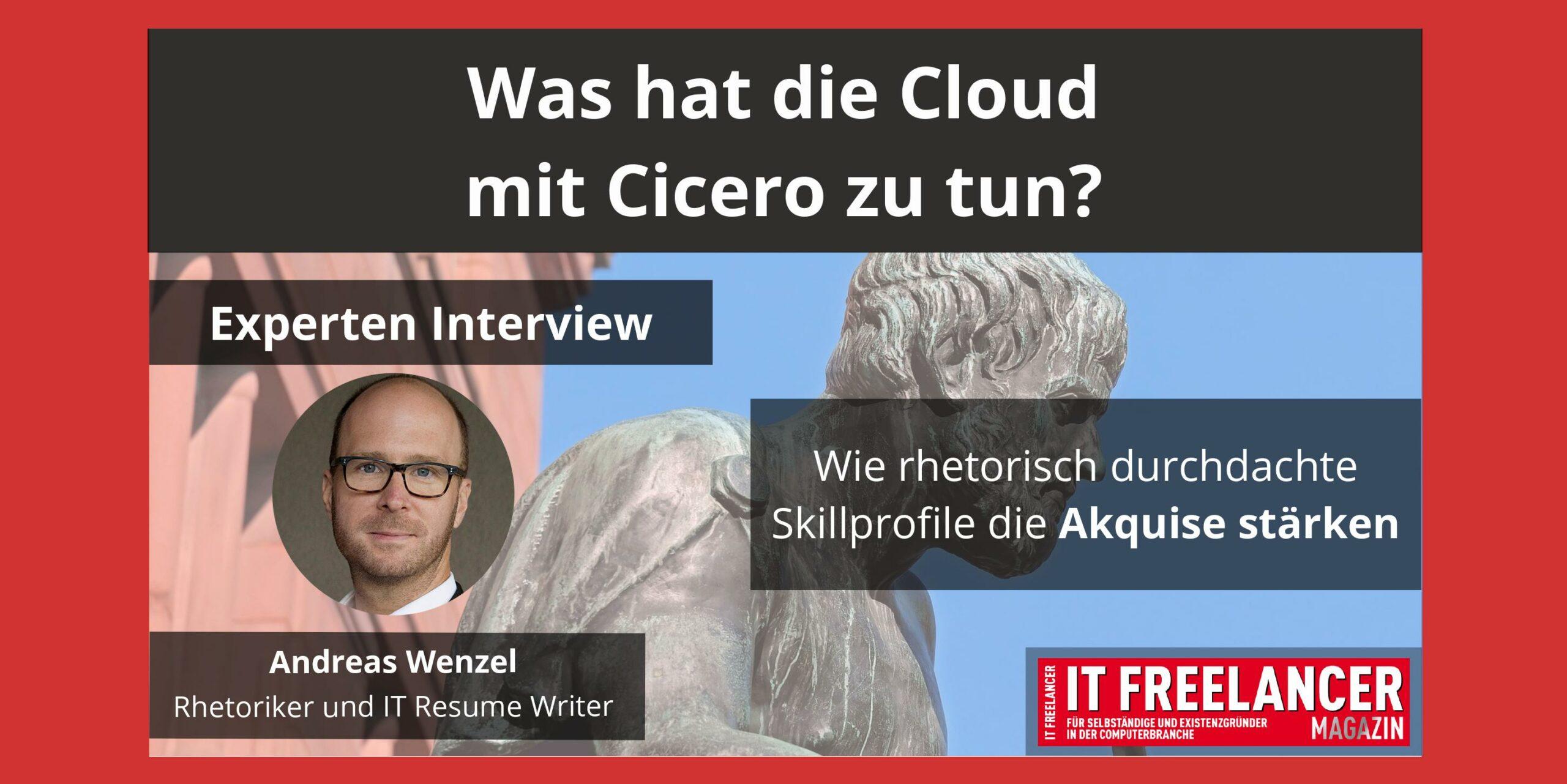 IT Freelancer Skillprofile schreiben