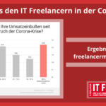 Wie geht es den IT Freelancern in der Corona-Krise?